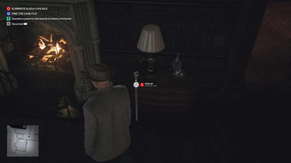 hitman 3, emma's room clues