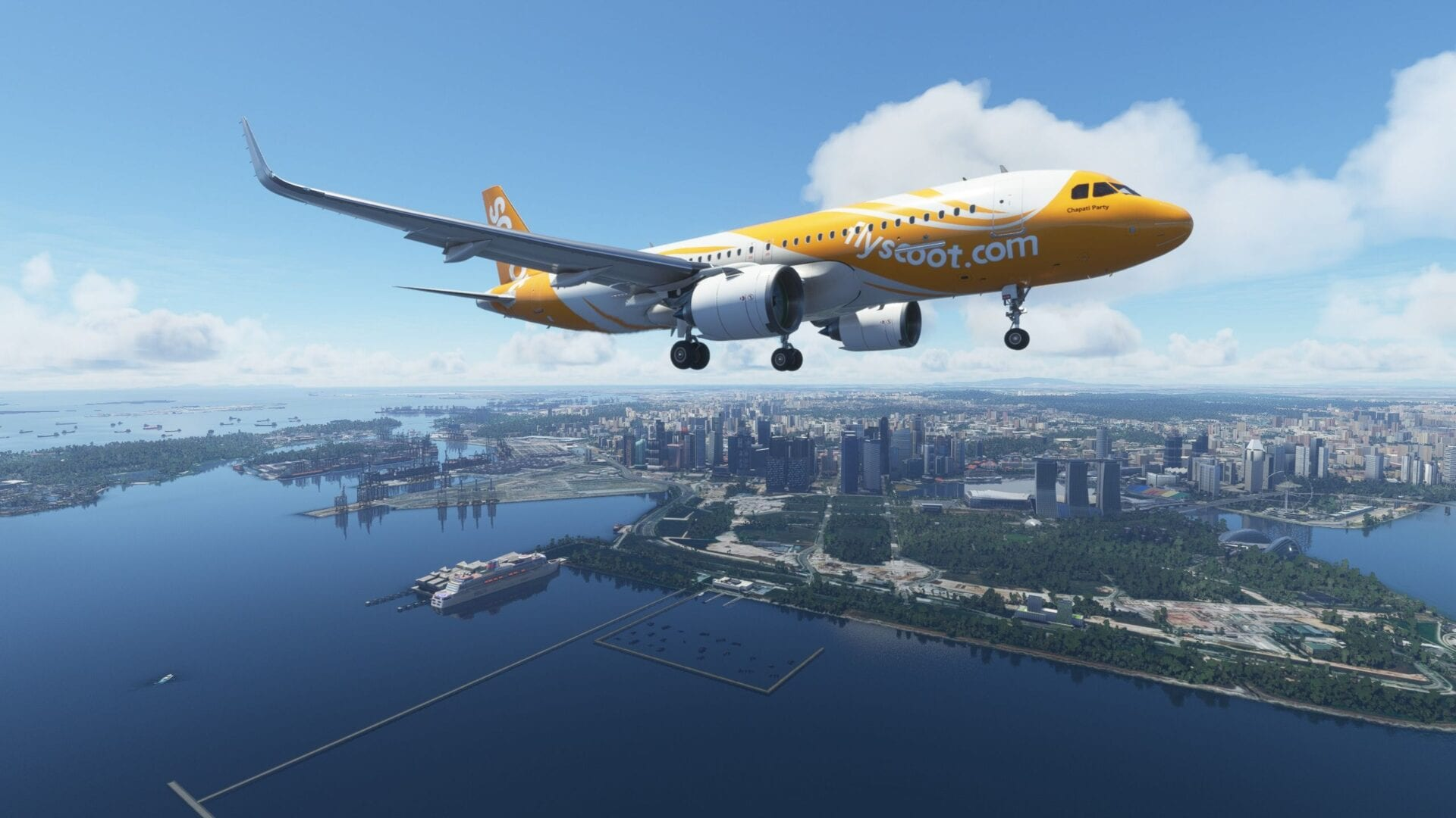 Singapore City Pack for Microsoft Flight Simulator Critic Review