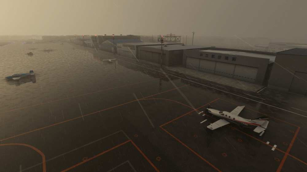 Microsoft Flight Simulator Yao Airport Review
