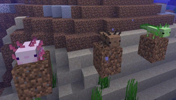 Minecraft 1.17 actualizar