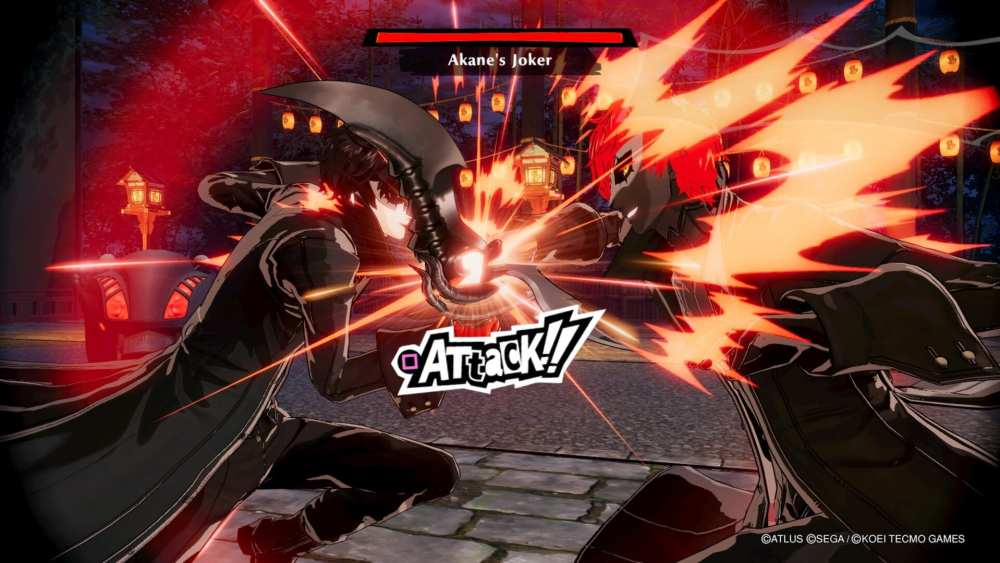 Persona 5 Strikers, How to Beat Akane's Joker