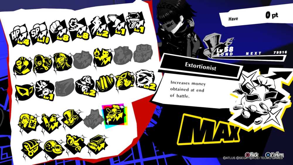 how to get money fast in persona 5 strikers, persona 5 strikers money grinding