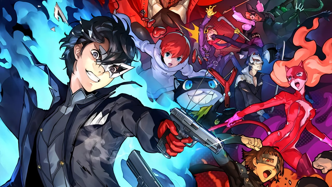Persona 5 Strikers Critic Review