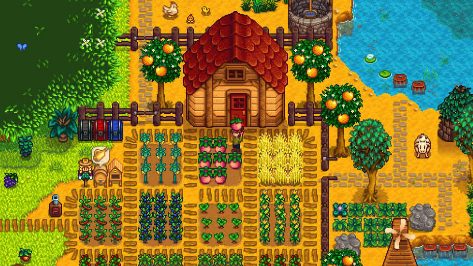 Stardew Valley Creator Thanks Fans for Sticking With the Game on 5 Year Anniversary - Twinfinite
