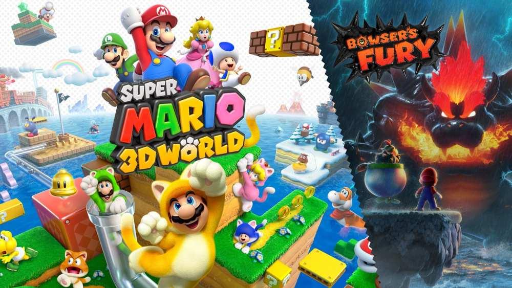 Super Mario 3D World + Bowser's Fury, Co-op 2021