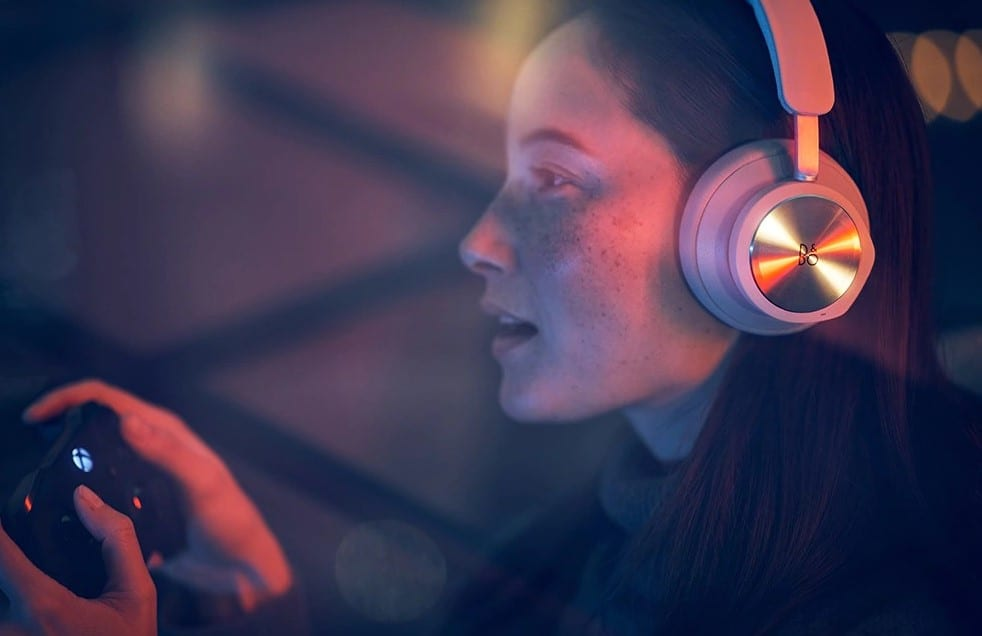 The Bang & OIufsen Beoplay Portal, made for Xbox gaming.
