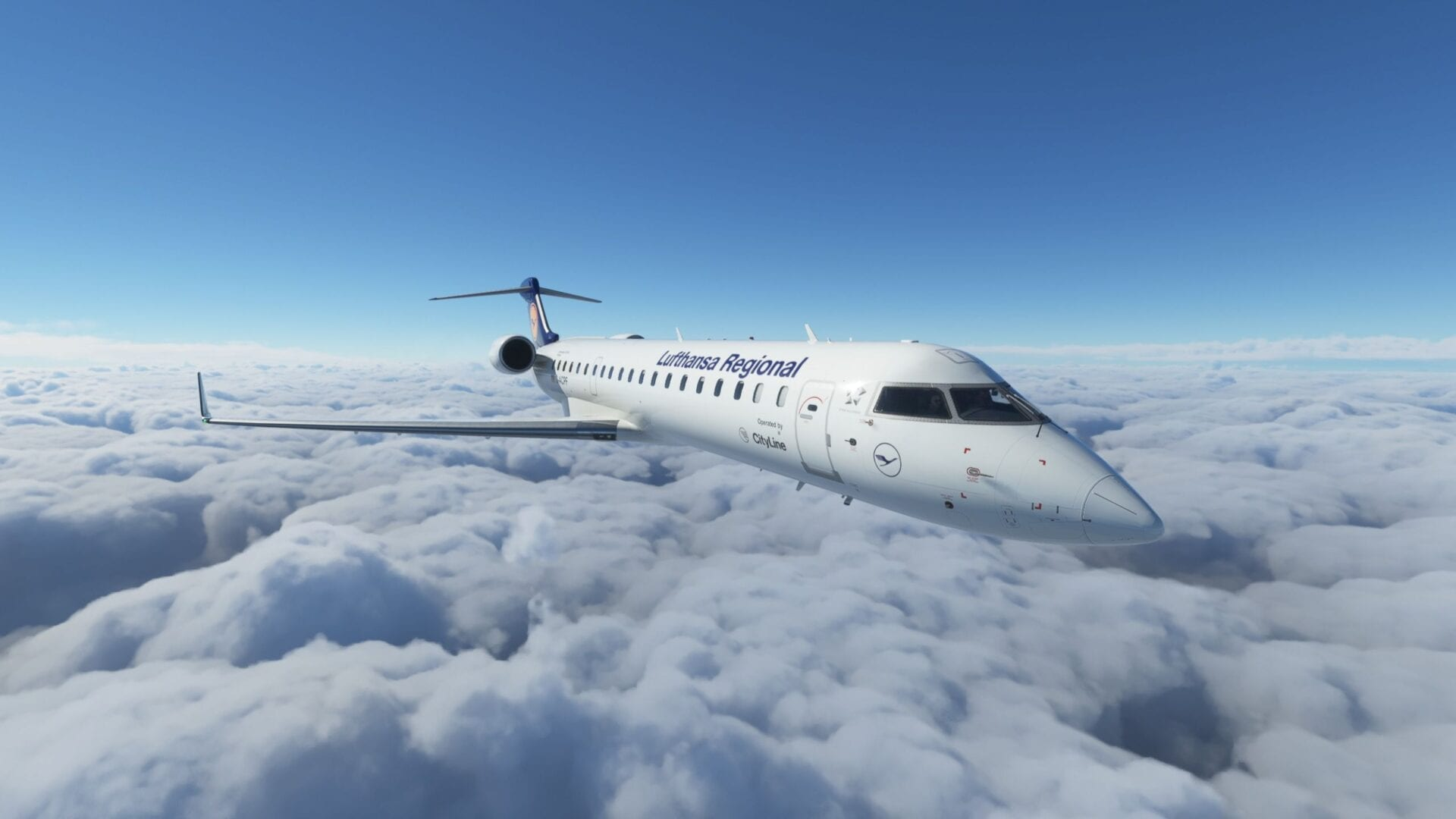 CRJ 550/700 for Microsoft Flight Simulator Critic Review