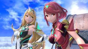 Sakurai Details Pyra and Mythra in new Smash Bros Ultimate Video