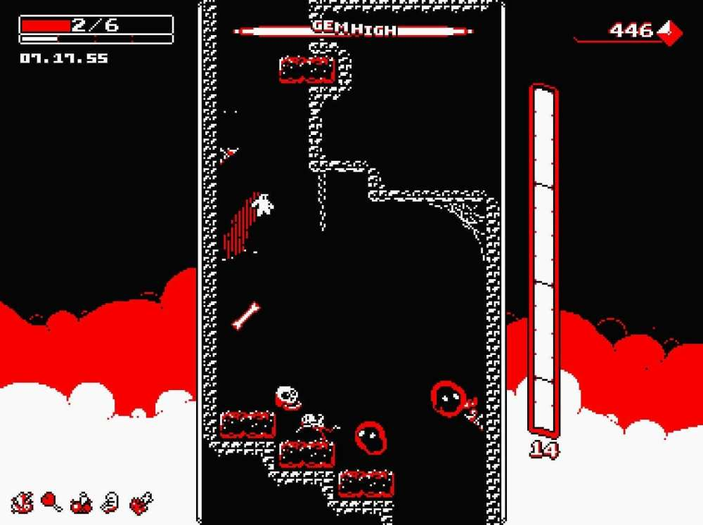 Devolver Digital Gems, Downwell