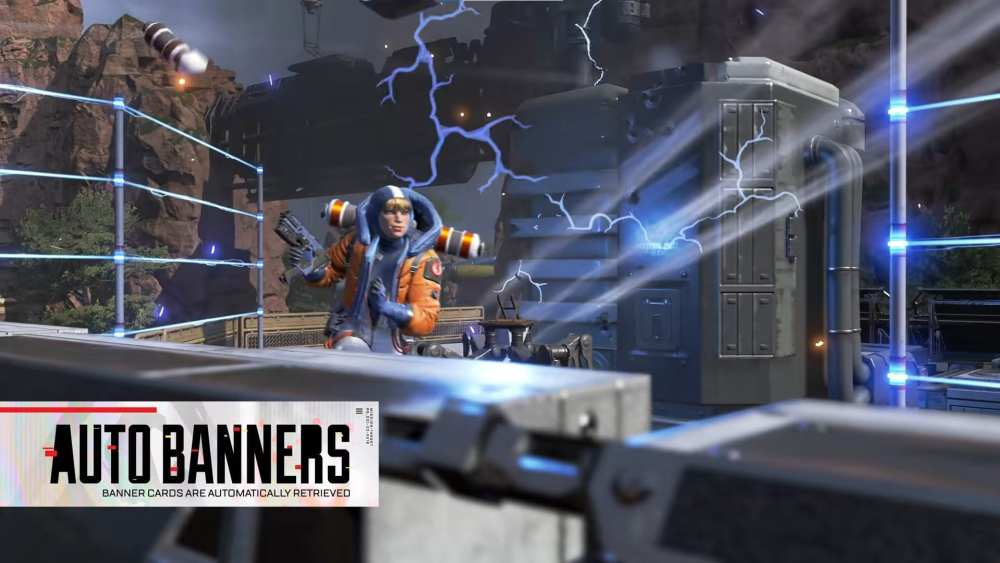Apex Legends War Games Auto Banners