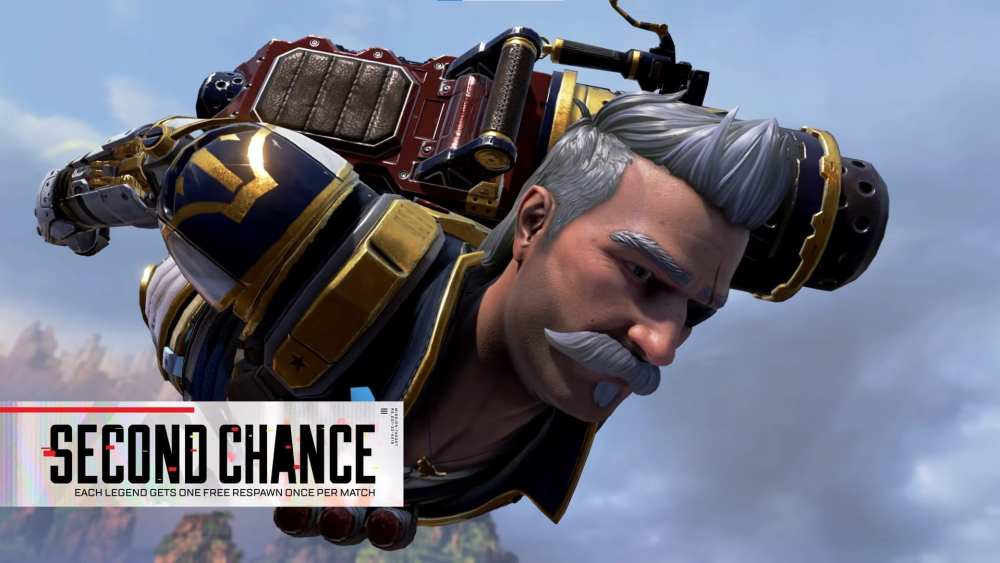 Apex Legends War Games Second Chance