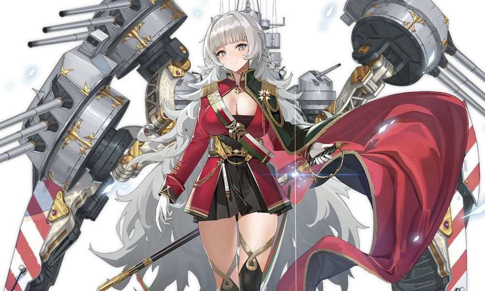 Azur Lane's Next Major Event Will Be Revealed Next Week; Will Likely Focus on Italian Shipgirls