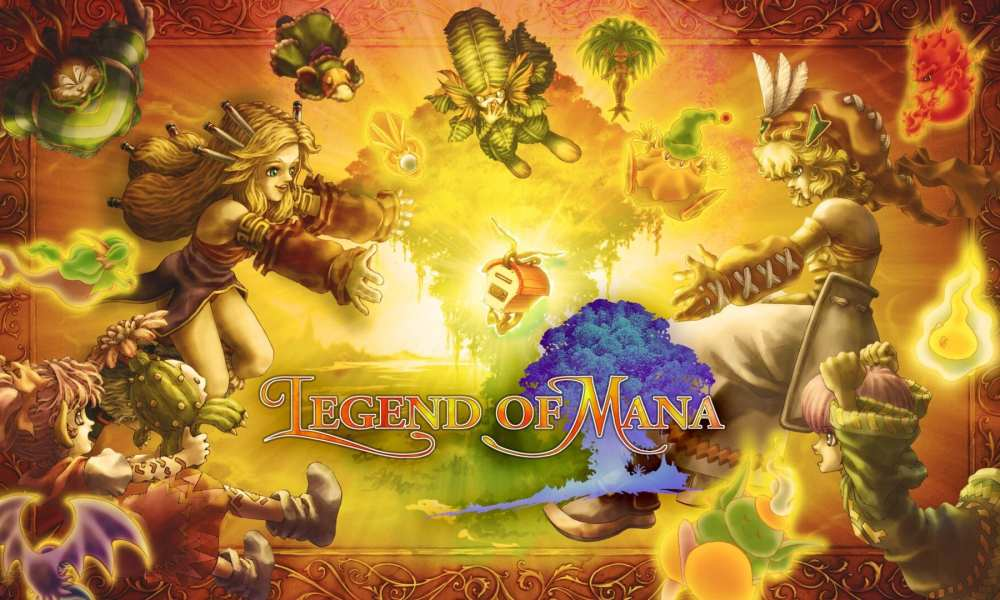 Legend of Mana Remaster for PS4, Switch, & PC Gets New Screenshots Showing Renewed Visuals & More
