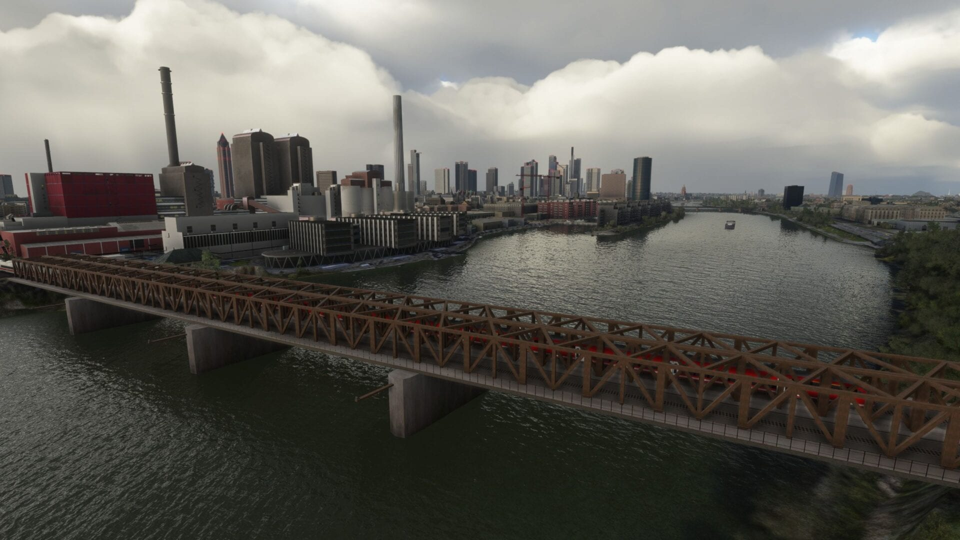 Frankfurt City Pack for Microsoft Flight Simulator Critic Review