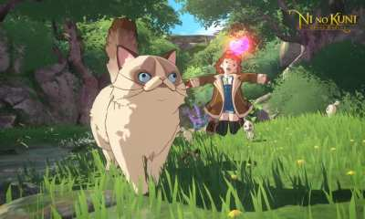 Ni No Kuni: Cross World