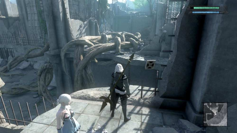 nier replicant eye of power