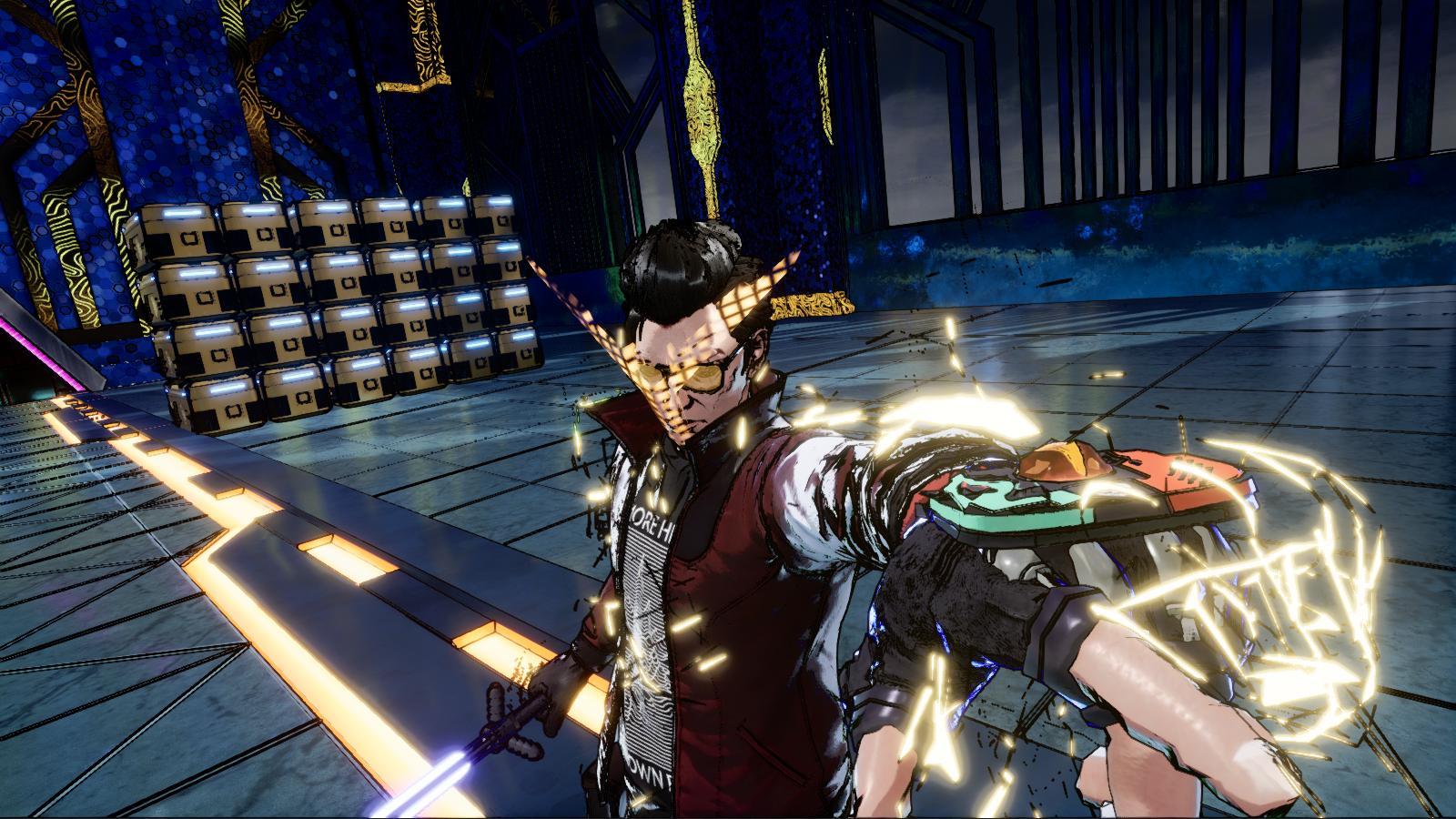 No More Heroes 3 раскрывает множество игрового процесса