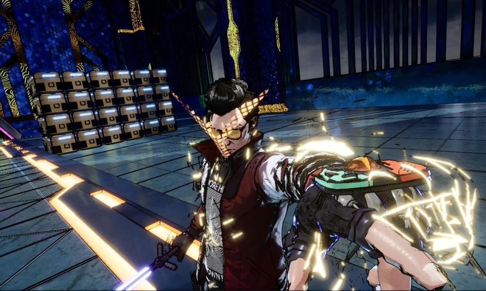 No More Heroes 3 Gets Lots of New Screenshots Showing Fighting, Characters, Santa Destroy, & More