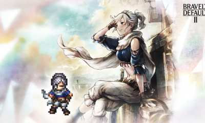 Octopath Traveler Bravely Default II