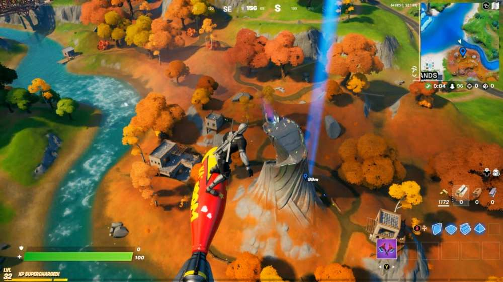 how to play spire's message at guardian outpost in fortnite