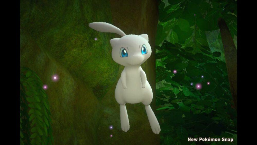 new pokemon snap mew