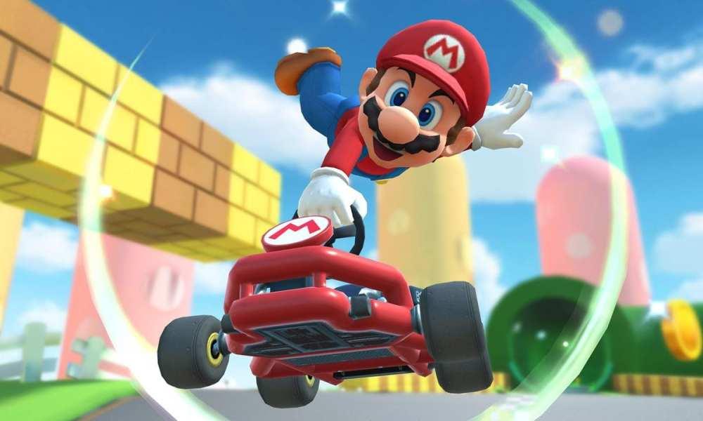 Mario Kart Tour Hits 200 Million Downloads & $200 Million Revenue