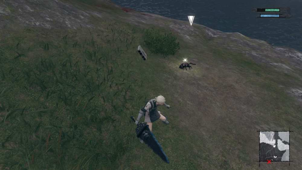 Nier Replicant Where to Find Dog (A Dog Astray Quest)