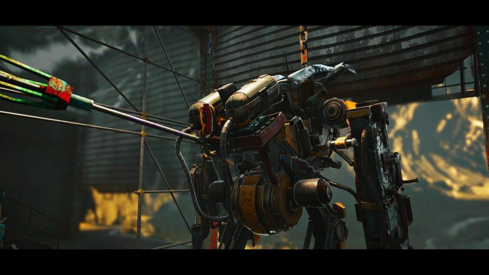 mech robot biomutant
