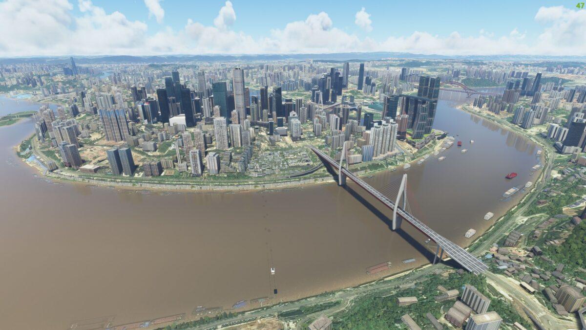 Microsoft Flight Simulator Chongqing Review