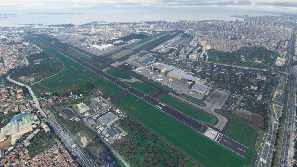 Microsoft Flight Simulator Manila Airport Review