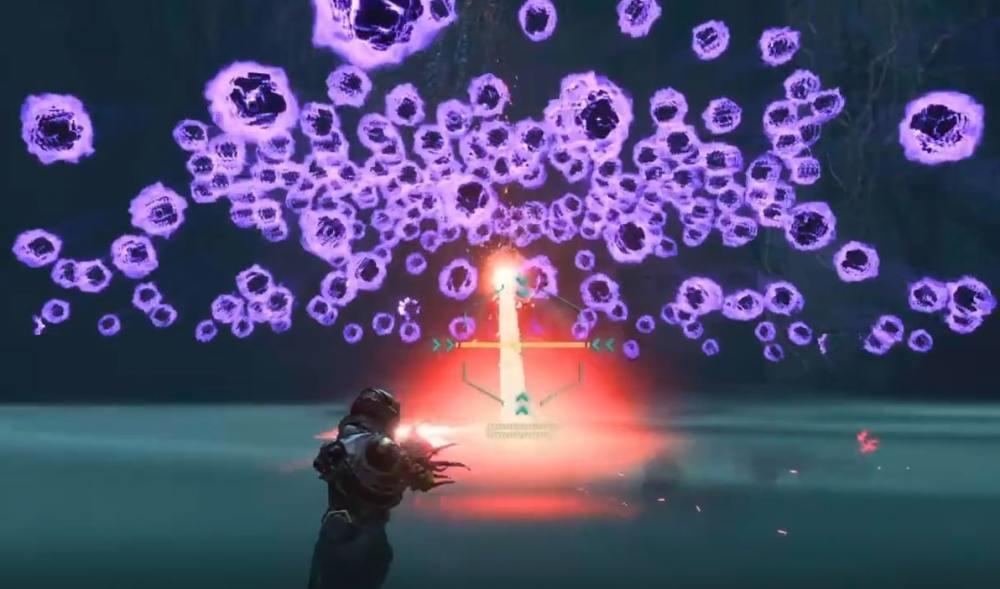 Returnal Phrike Boss Laser