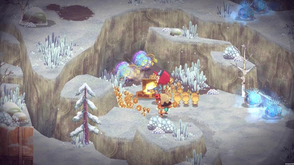 The Wild at Heart - Metroidvania action