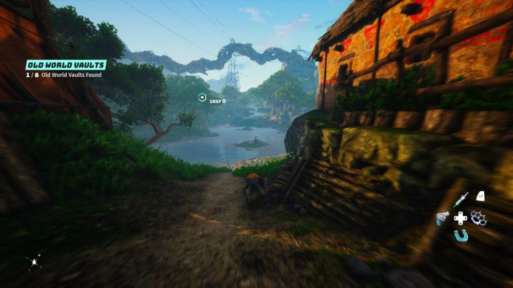 biomutant how to sprint