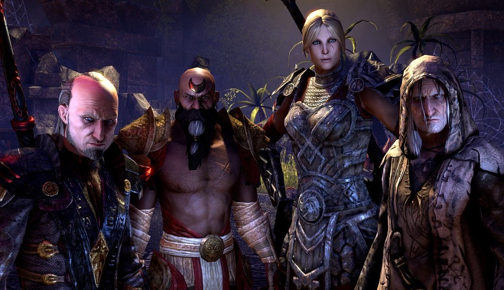 Elder Scrolls Online Introduces Companions to Help Carry Your Burdens