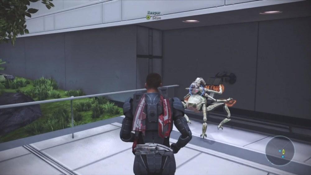 All Keeper Locations, Mass Effect