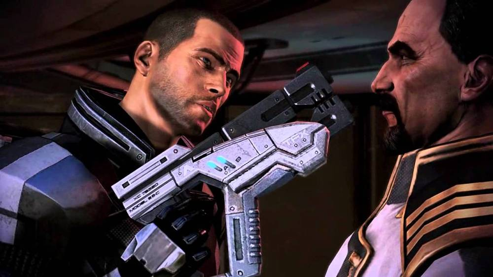 Kill the Life Support Mass Effect 3