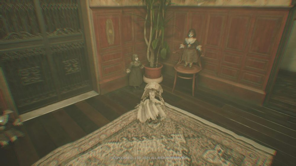 Resident Evil Village How to Beat Donna Beneviento's Puppets