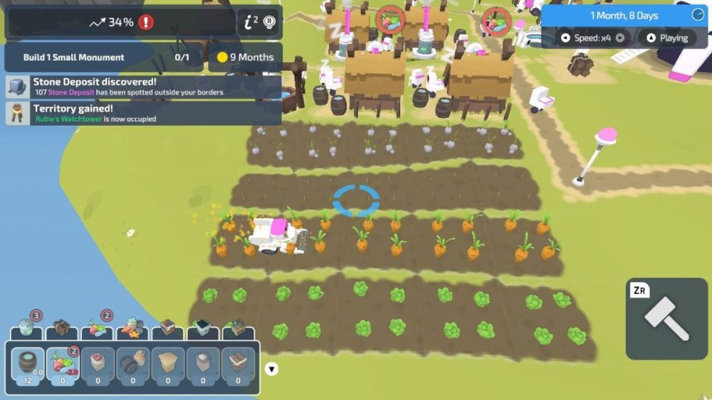 the colonists switch review