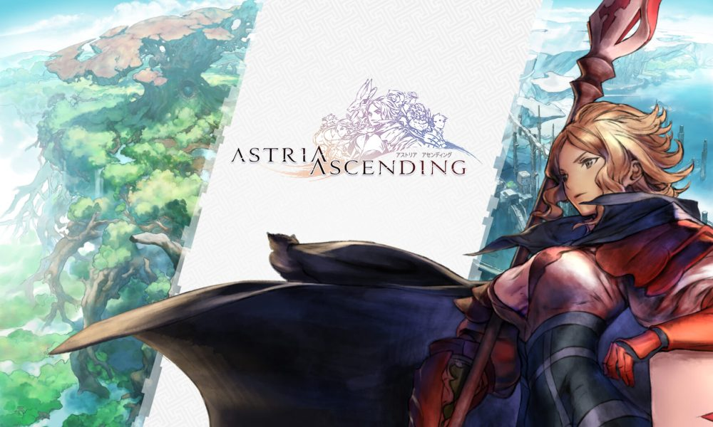 Astria Ascending by Final Fantasy Writer & Valkyria Chronicles Composer Shows Jobs & Skills Trees in New Trailer