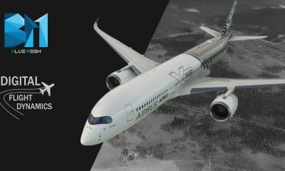 Microsoft Flight Simulator A350