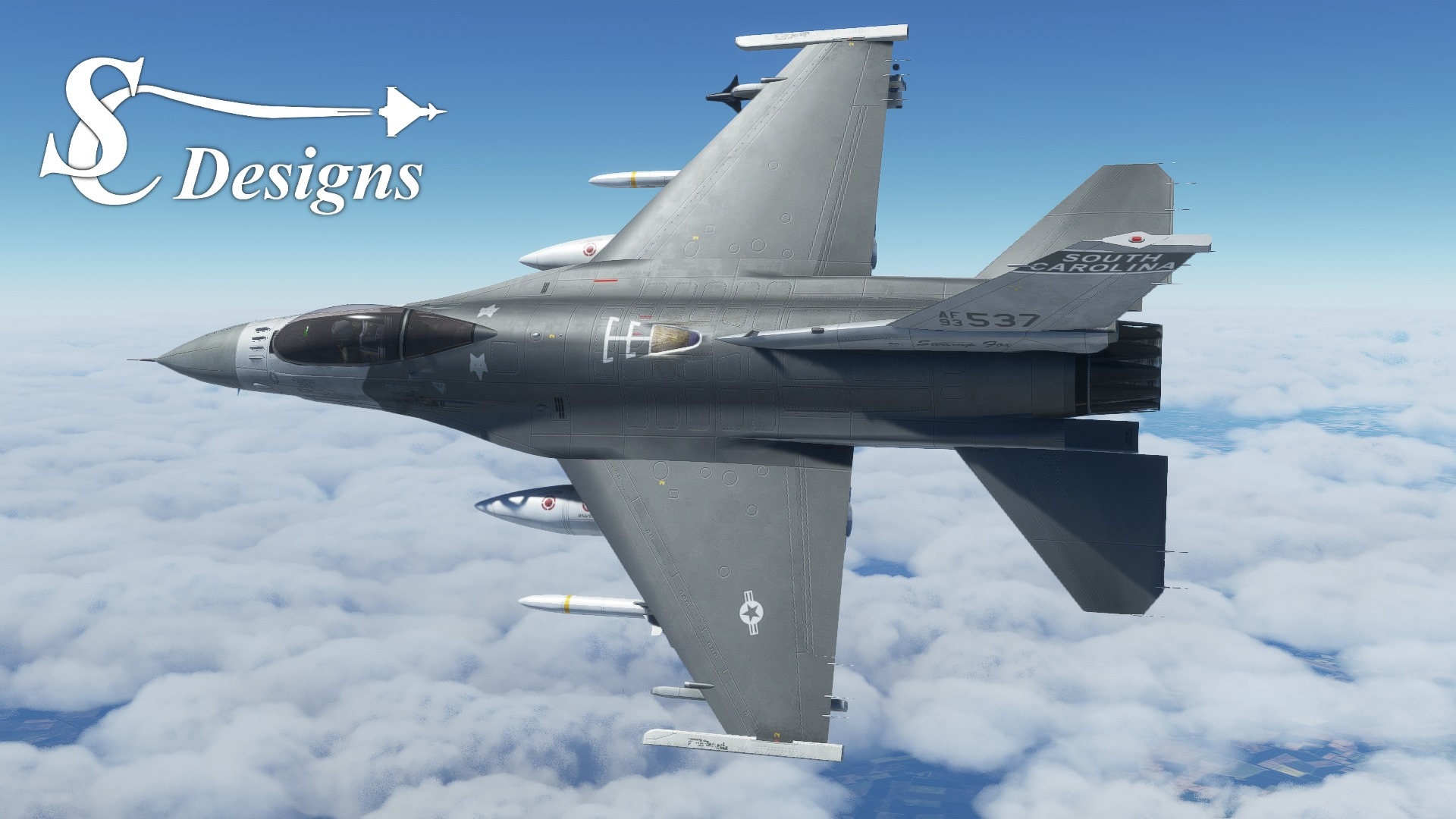 Microsoft Flight Simulator F 16 Fighting Falcon Announced Hawk T1 Su 31 Get New Screenshots Stearman Releases Tomorrow