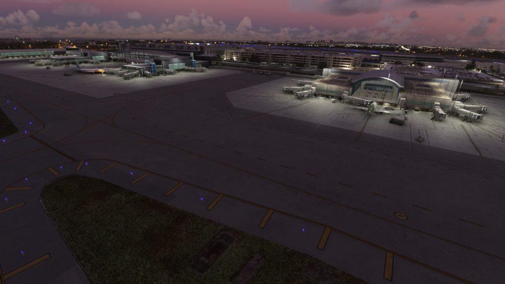 Microsoft Flight Simulator Fort Lauderdale