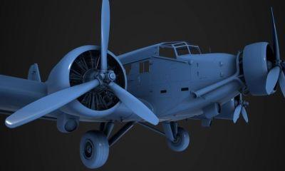 Microsoft Flight Simulator ju 52