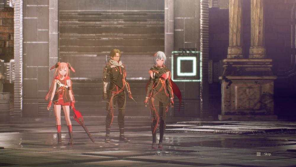 Scarlet Nexus Kasane Fourth Boss Team