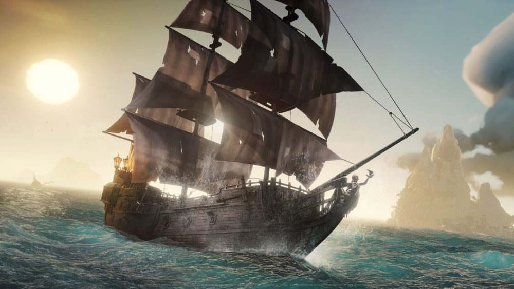Sea of Thieves Pirates of the Caribbean