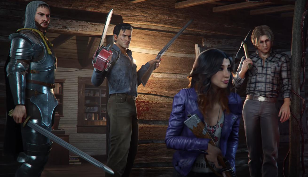 Evil Dead: The Game получает кровавое видео с раскрытием игрового процесса