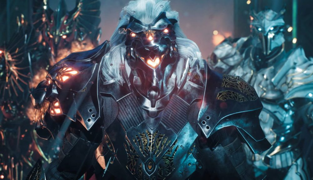Godfall's Fire & Darkness Expansion to Release in August, PS4 Version Revealed