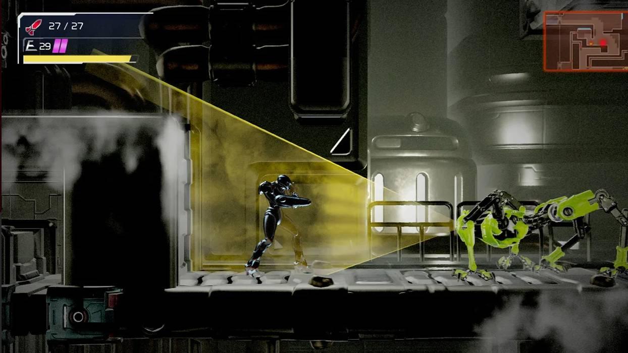 metroid dread stealth