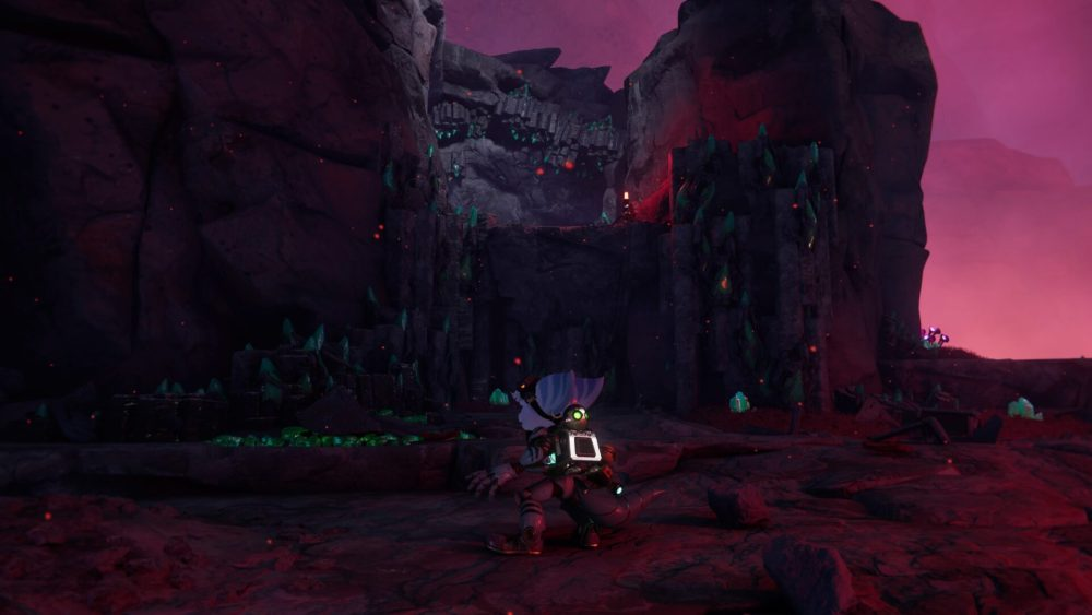 Ratchet & Clank Rift Apart Gold Bolt Locations