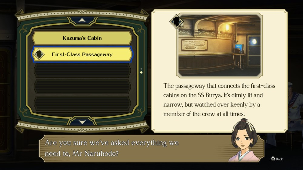great ace attorney chronicles move